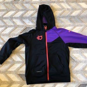Boys size M KD Nike hoody sweatshirt